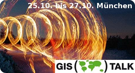 GIS TALK 2016