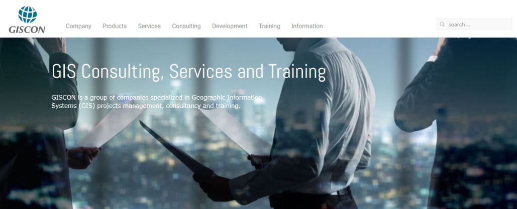 New GISCON Website